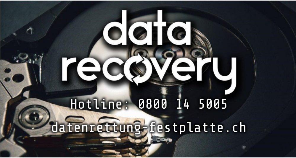 recupero dati (Data Recovery)